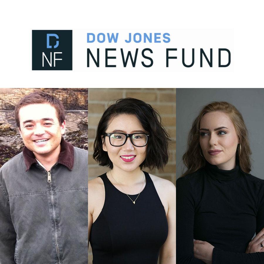 Dow Jones News Fund Internships for 2016