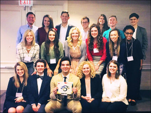 District 9 National Student Advertising Competition in Kansas City April 15