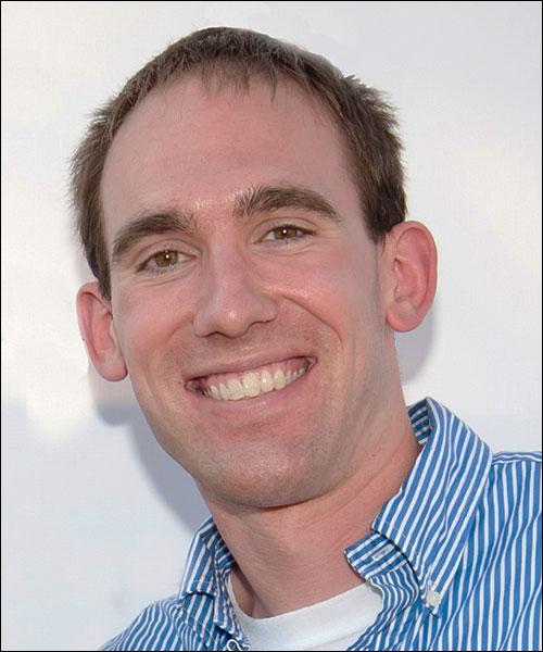Dustin Renwick, MA '12