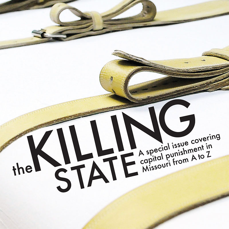 Vox Magazine: The Killing State