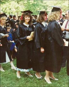 Lynne Anne Davis, BJ '87