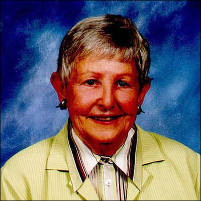 "Mildred ""Winnie"" Ellen Norris Witherspoon, BJ '48"