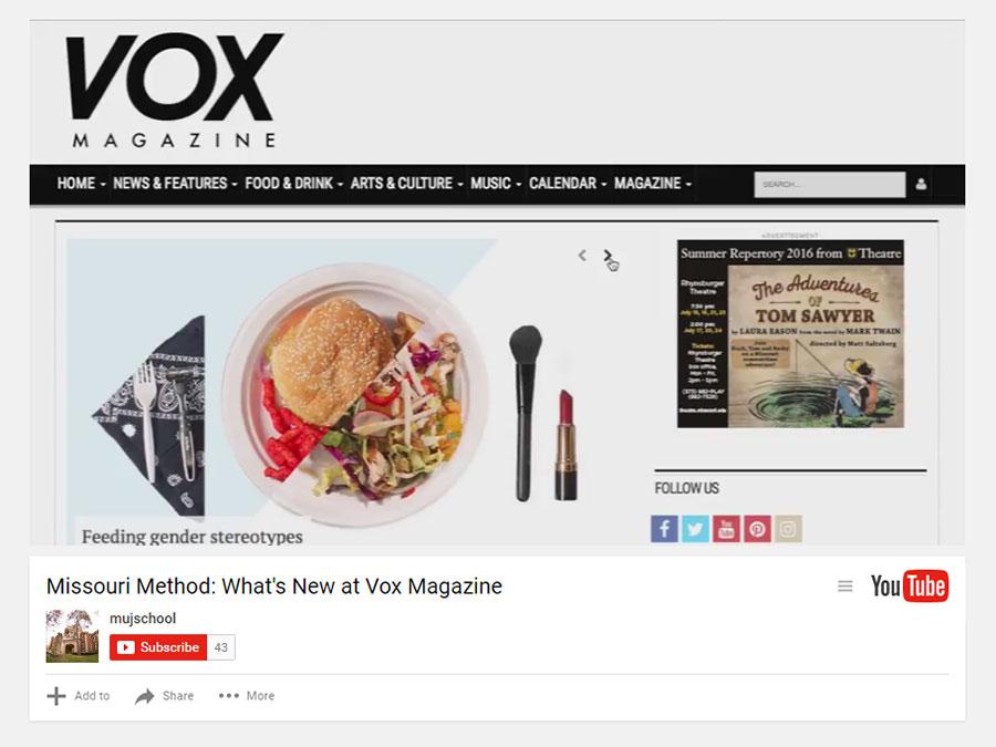 Summr 2016: What's New at Vox Magazine