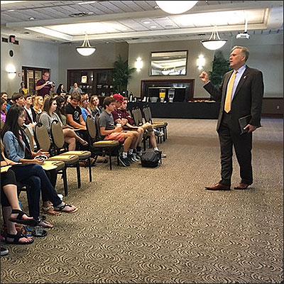 Missouri Journalism Education Association Leaders Day on Sept. 12
