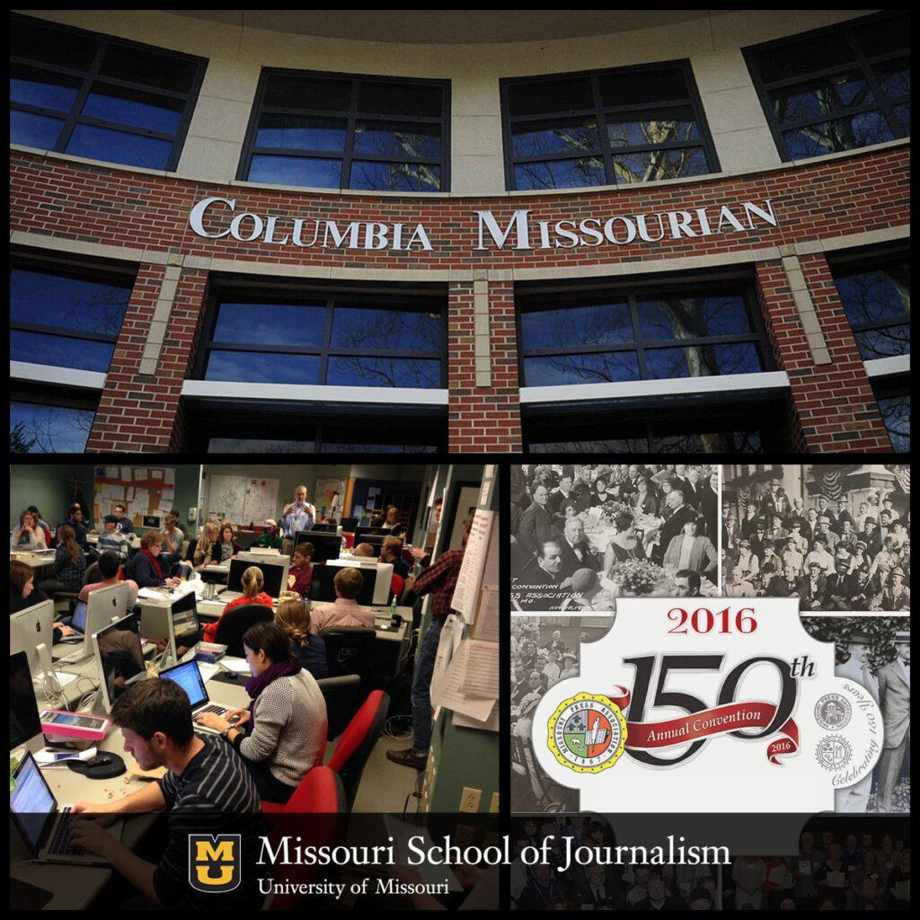 Columbia Missourian Wins 56 Missouri Press Association Awards