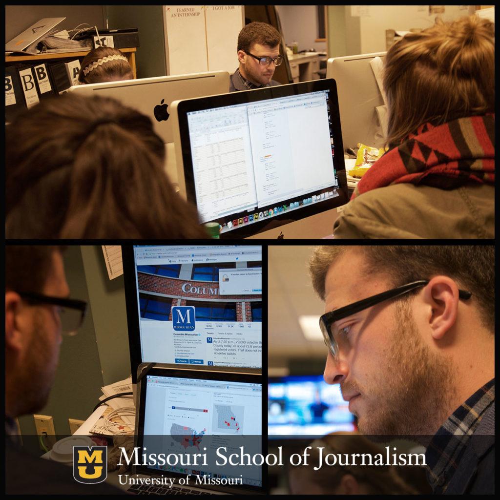 Data Journalism Master's Student Daniel Levitt