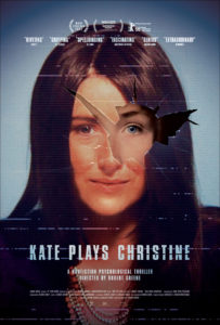 """Kate Plays Christine"" Poster"