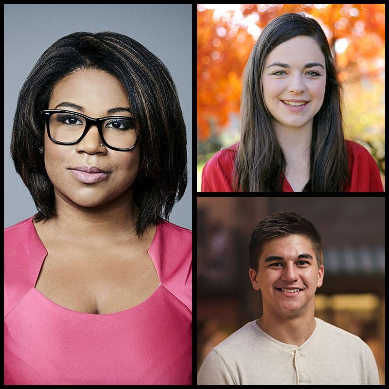 Juana Summers, Samantha Kummerer and Derrick Lin