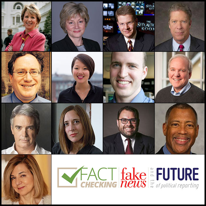 Fact-Checking, Fake News and the Future of Political Reporting