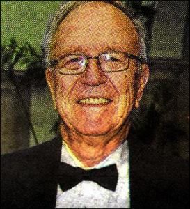 John Somerville, BJ '42