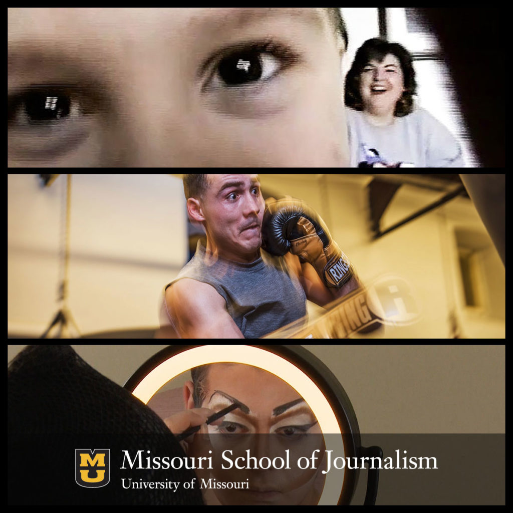 5 Journalism Undergraduates Win Awards in Visual Art and Design Showcase