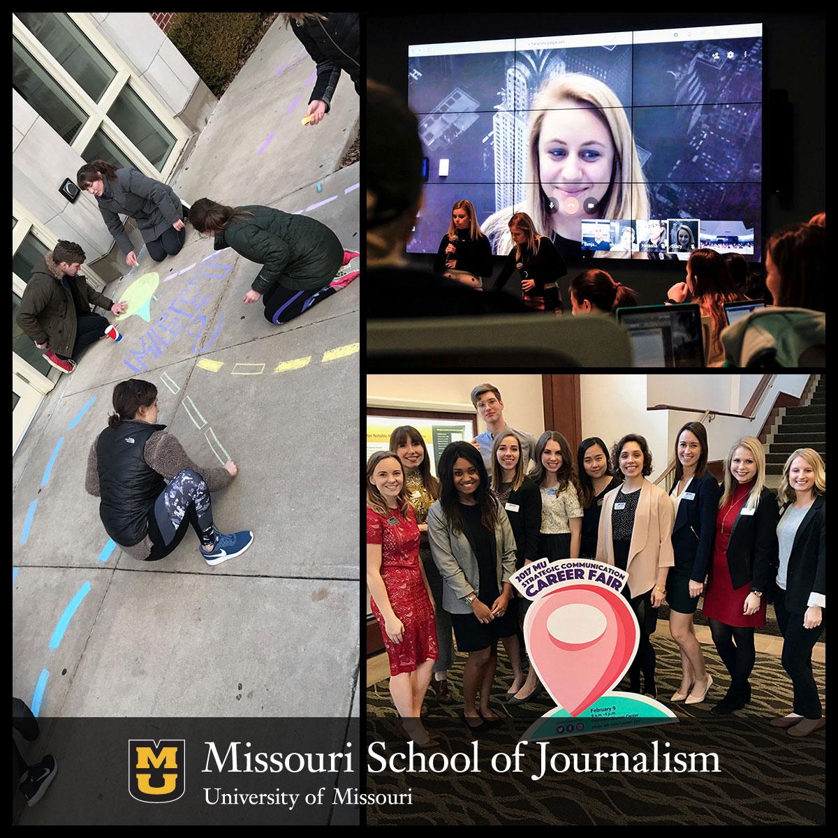 10th Annual Missouri Journalism Strategic Communication Career Fair