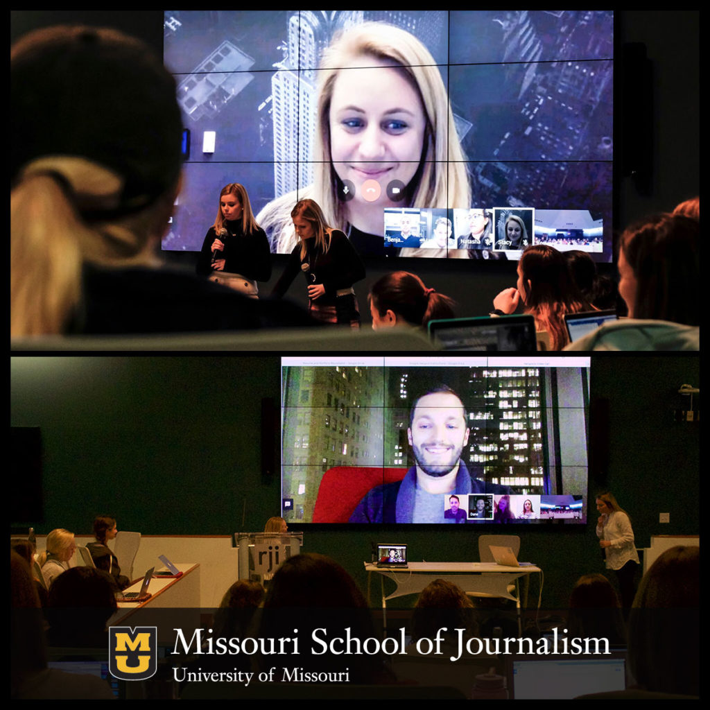 10th Annual Missouri Journalism Strategic Communication Career Fair