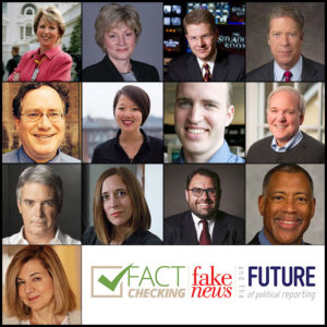 Fact-Checking, Fake News and the Future of Political Reporting: The Missouri-Hurley Symposium Will Be Held from 8:30 a.m.-2 p.m., Thursday, March 9, at the National Press Club in Washington