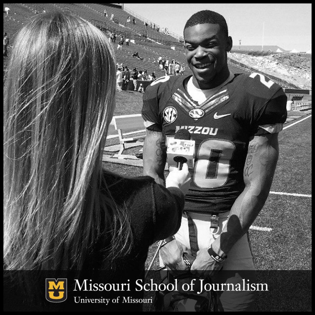 Sports Journalism at the University of Missouri