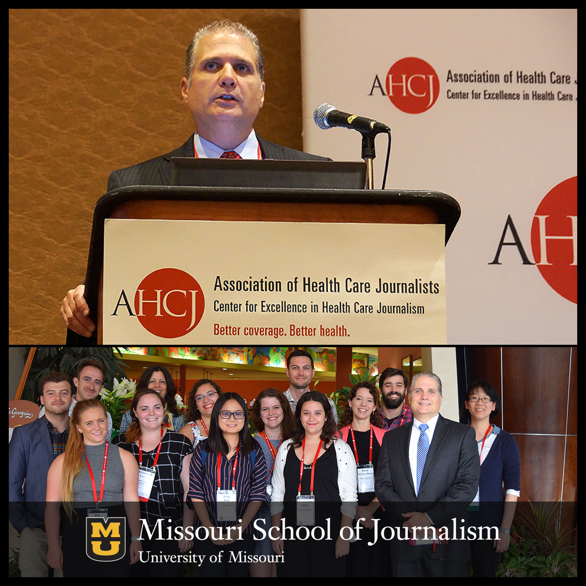 Health Journalism 2017 in Orlando, Florida