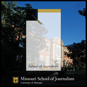 Missouri School of Journalism Snapchat Geofilter