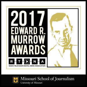 KBIA-FM and KOMU-TV Win 13 Regional Edward R. Murrow Awards