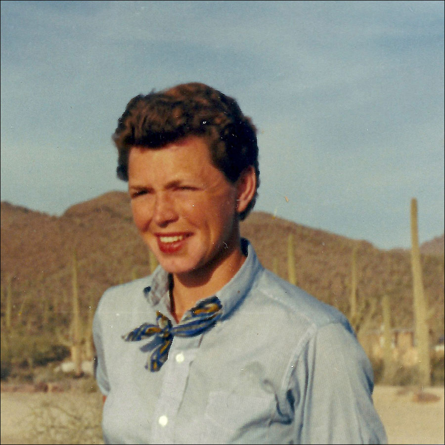 Charlotte Frances Mills, MA '62