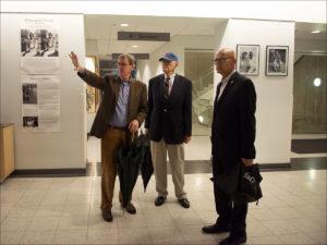 Berkley Hudson, Jim Turner and Mike Middleton