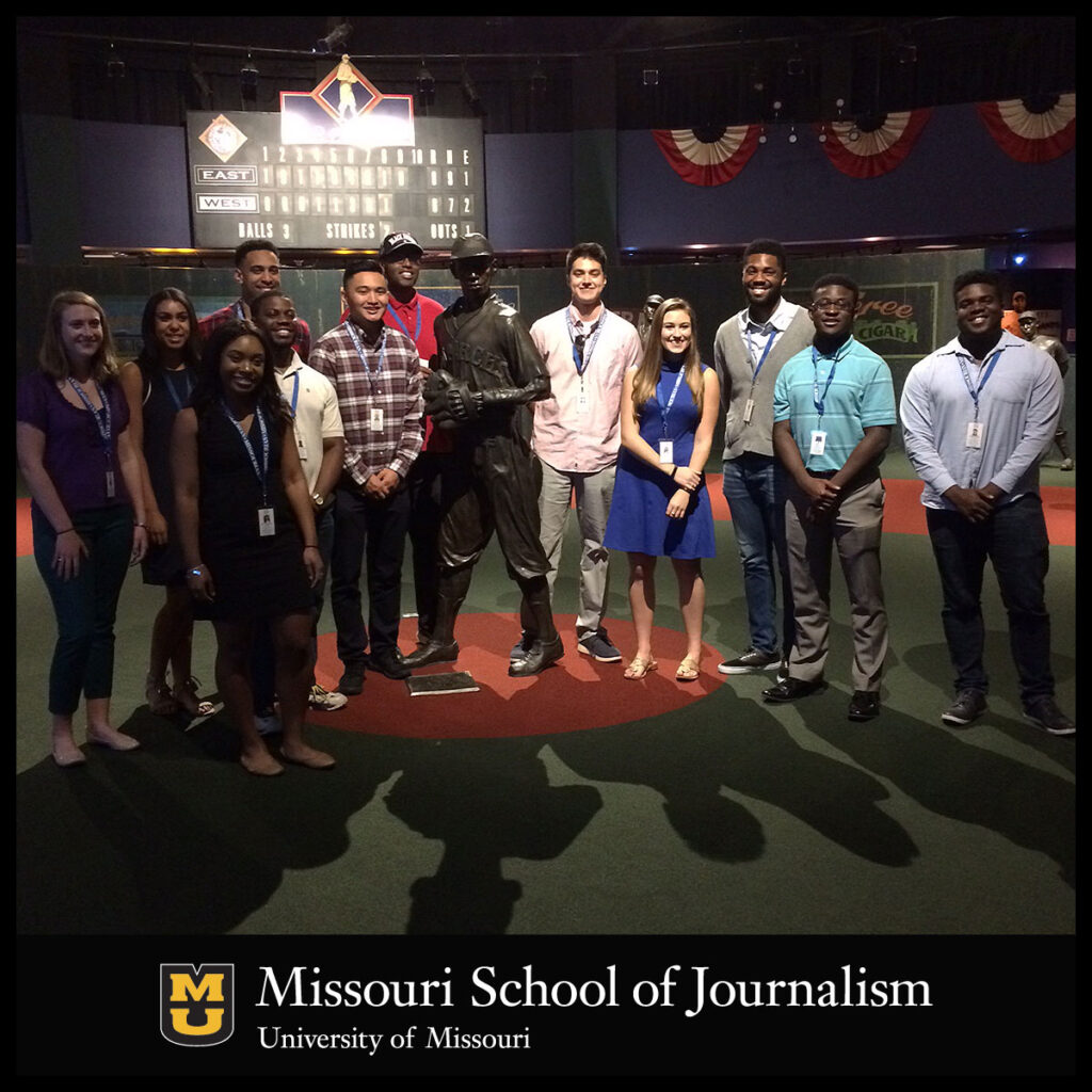 School Hosts National Sports Journalism Institute