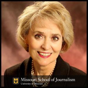Strategic Communication Professor Suzette Heiman
