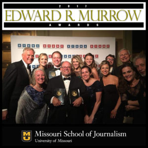 KOMU-TV, KBIA-FM Win 4 National Edward R. Murrow Awards