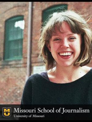 Abigail Geiger, BJ '14