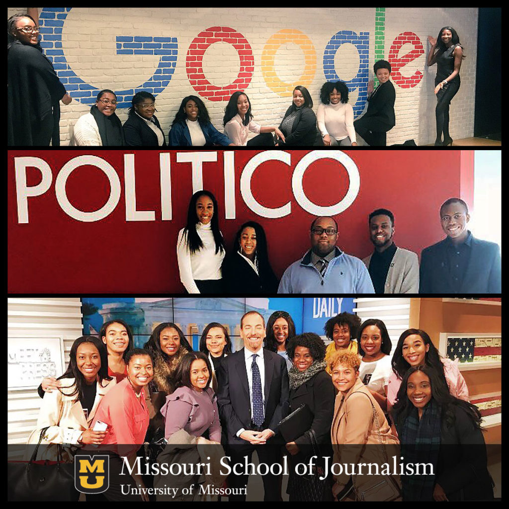 NABJ-MU 2018 Washington Media Tour
