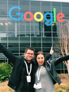 NLI Students at Google