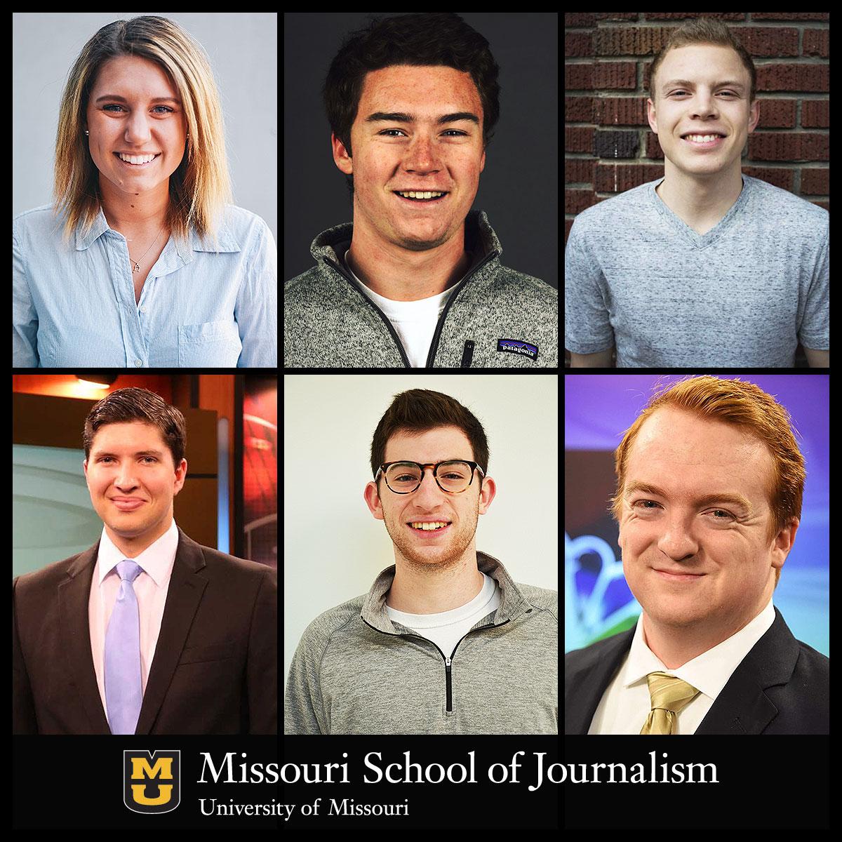 NCAA Tournaments Student Reporters 2018