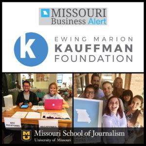 Ewing Marion Kauffman Foundation Awards $2K to Missouri Business Alert