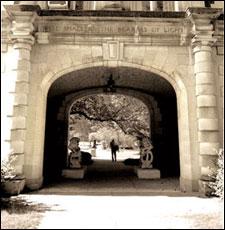 The J-School Arch