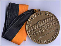 The Missouri Honor Medal for Distinguished Service in Journalism