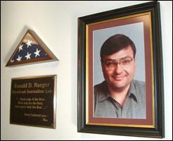 Ron Naeger Memorial