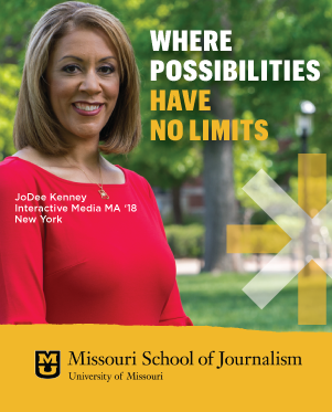 Online Journalism Degrees: JoDee Kenney
