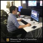Mark Kim, BJ '17