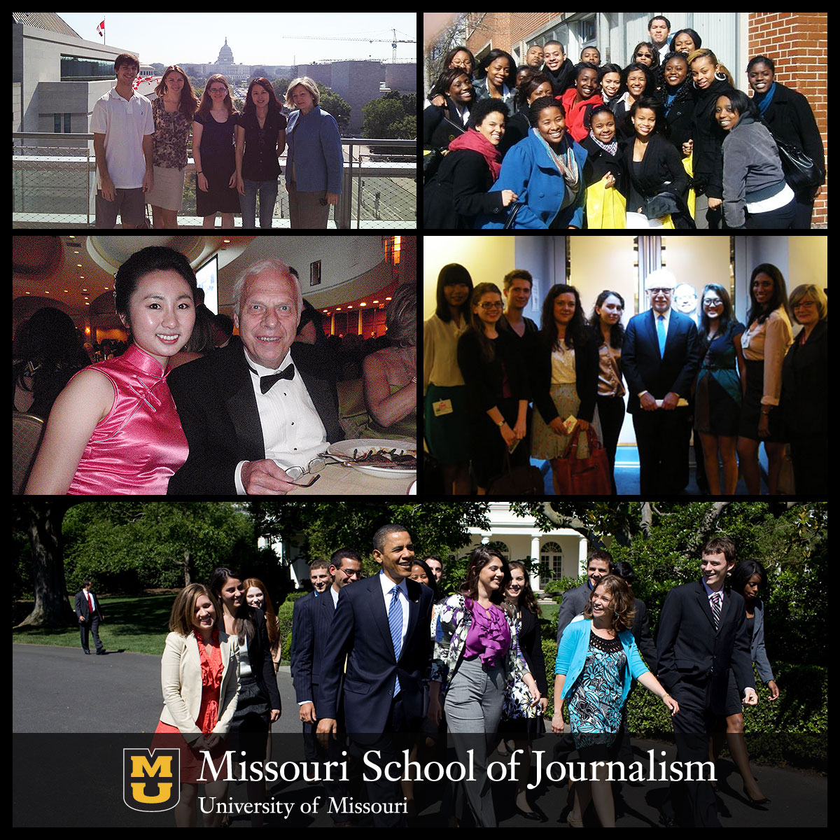 Missouri School of Journalism Washington Program