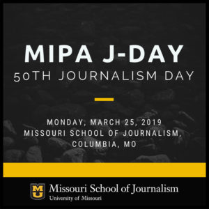Missouri Interscholastic Press Association J-Day 2019