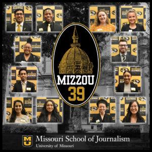 2019 Mizzou '39 Seniors