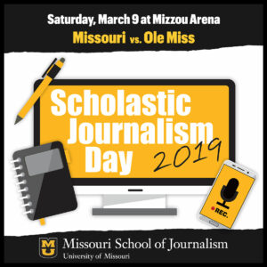 Scholastic Journalism Day 2019