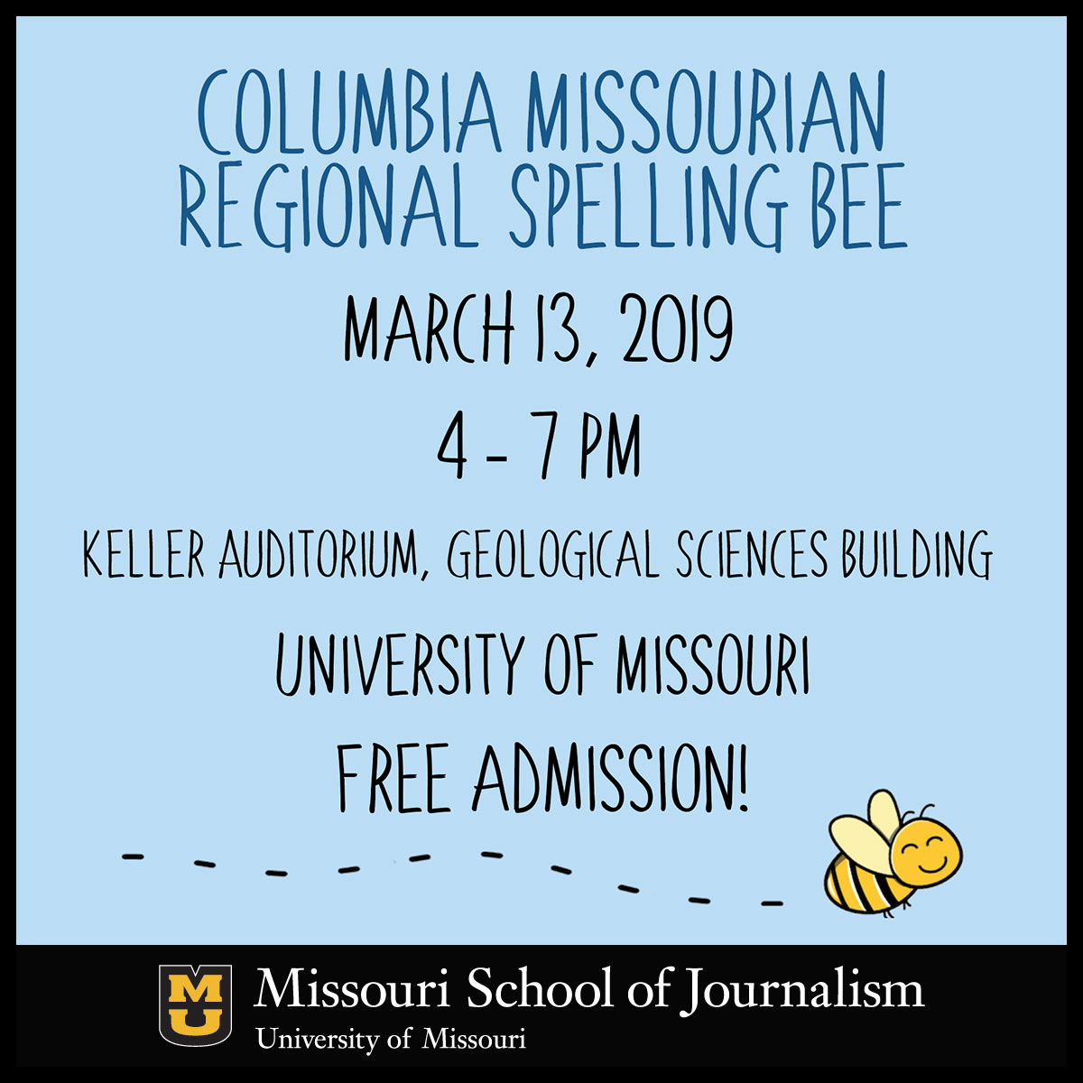 2019 Scripps National Spelling Bee Regional Event
