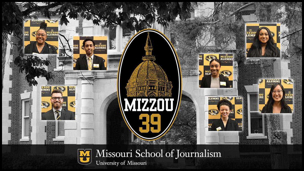 2019 Mizzou '39 Recipients