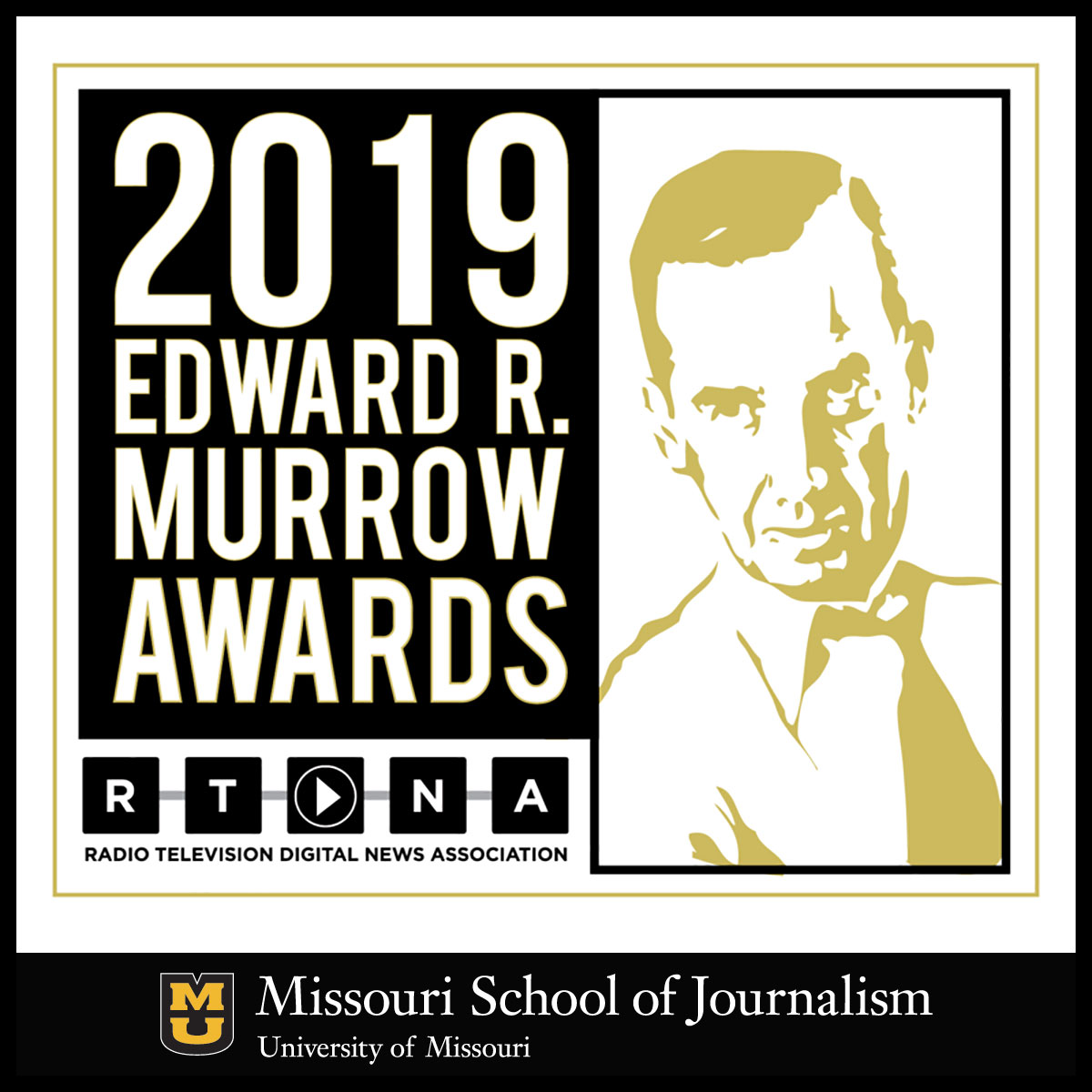 2019 Edward R. Murrow Awards