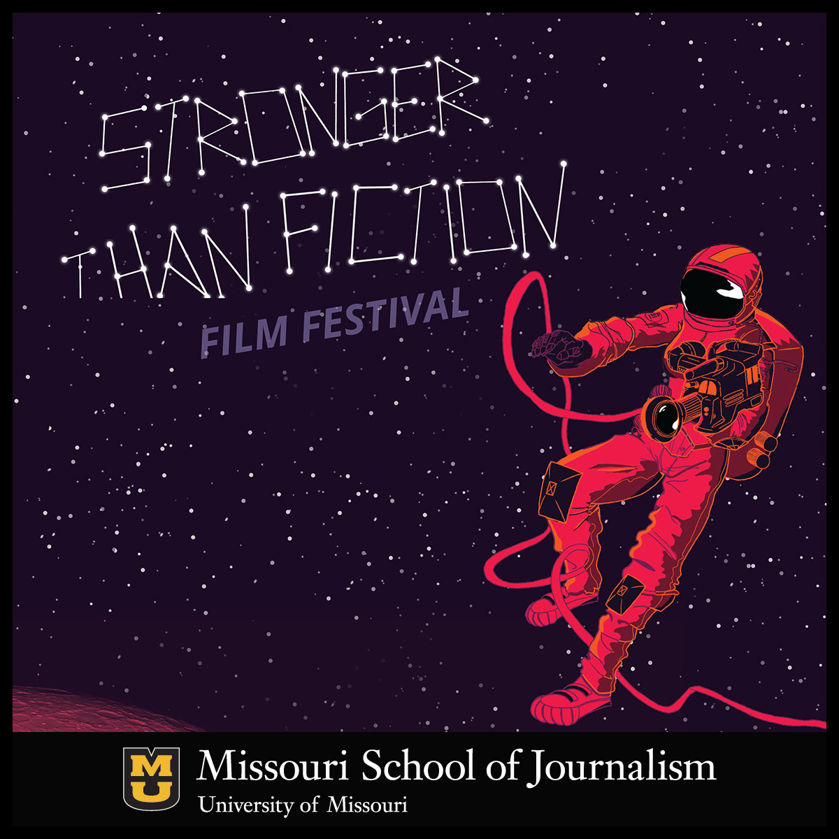 Stronger Than Fiction Film Festival