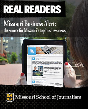 Real readers: Missouri Business Alert: the source for Missouri's top business news.