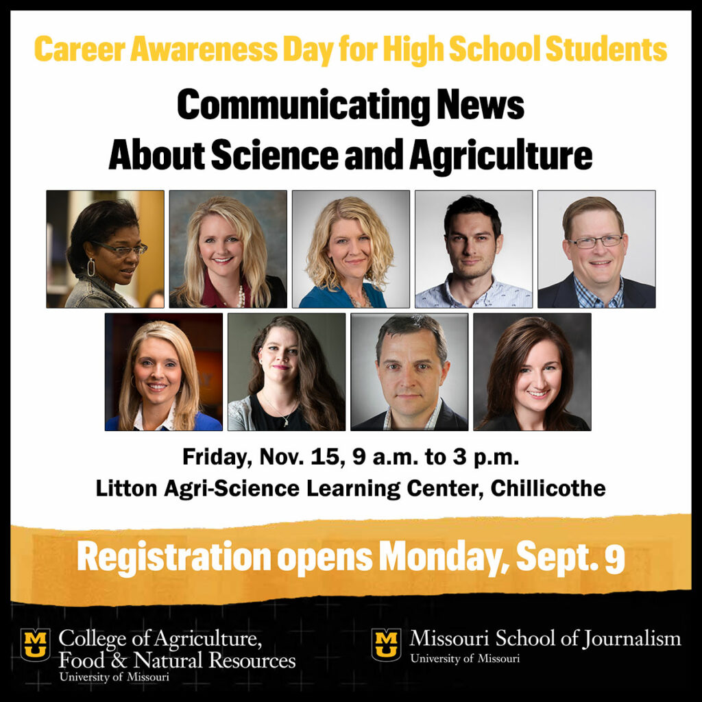 Communicating News About Science and Agriculture