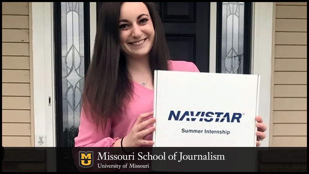 Megan Crabb at Navistar