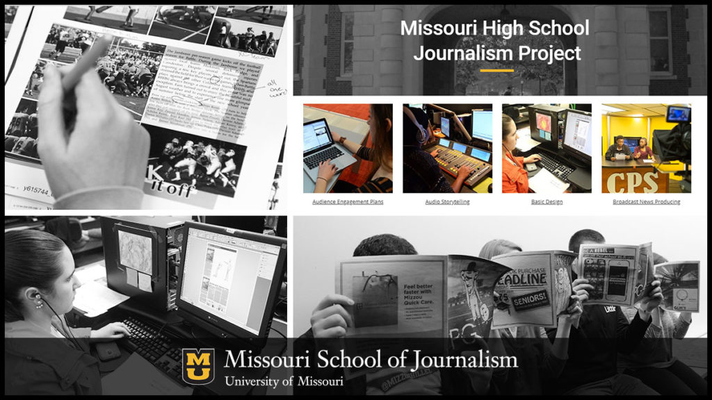 Missouri School of Journalism Launches Online Learning Tool