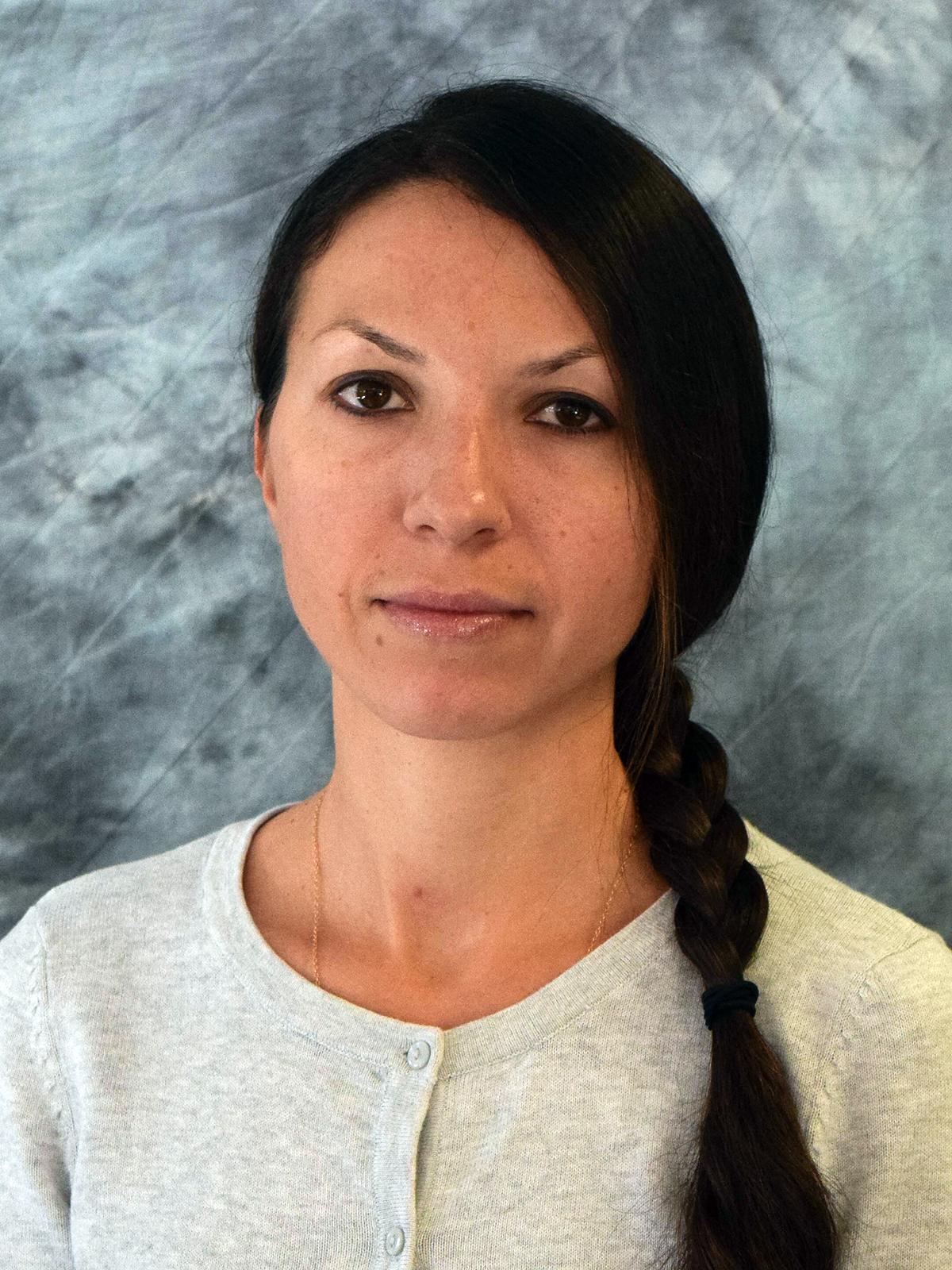 Evgeniia Belobrovkina